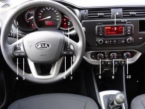 Knoppen Op Het Stuur En Dashboard Rijbewijs Praktijk Informatie